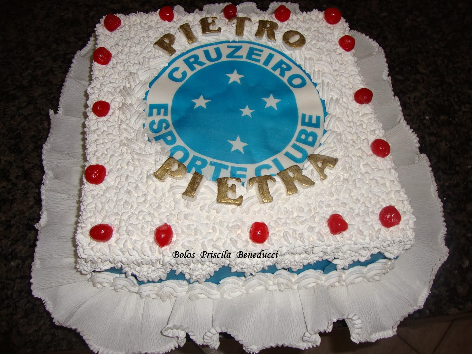 Bolo Cruzeiro