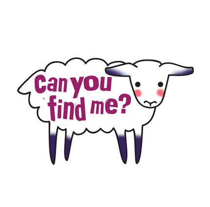 Well, can you find the sheep