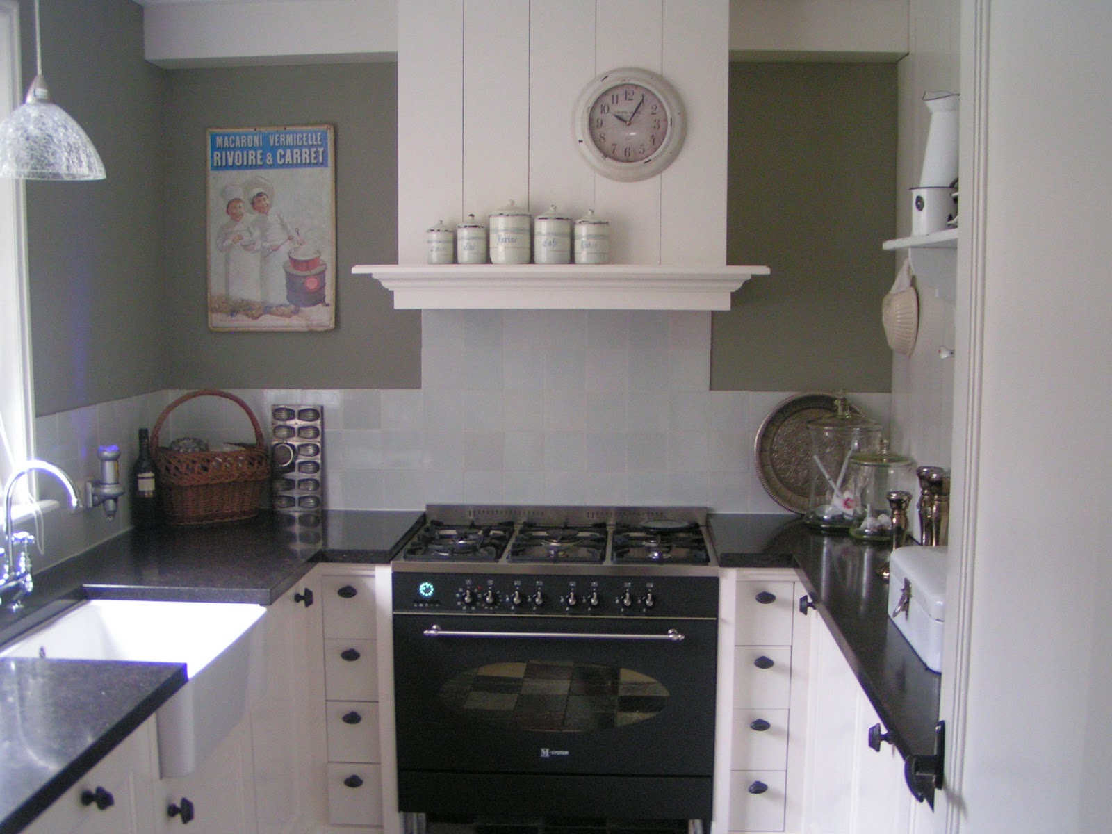 Brocante Keuken Pinterest : nice small kitchen forward brocante kitchen de with brocante ander