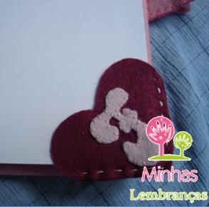 marcador-página-coração-personalizado