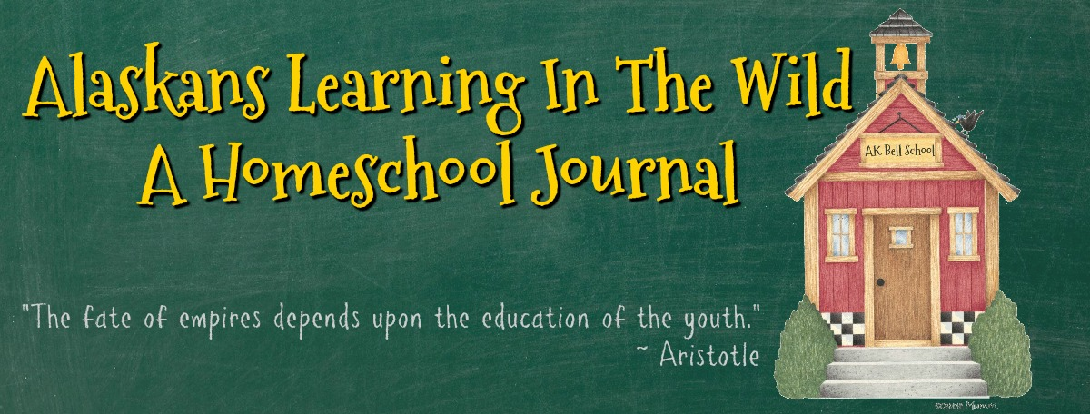 Alaskans Learning In the Wild - Homeschool Journal