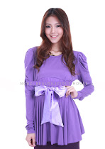 NBB0032 PLAIN RIBBON PEPLUM