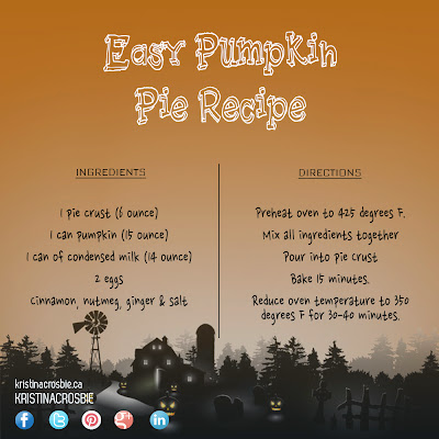 easy homemade pumpkin pie recipe