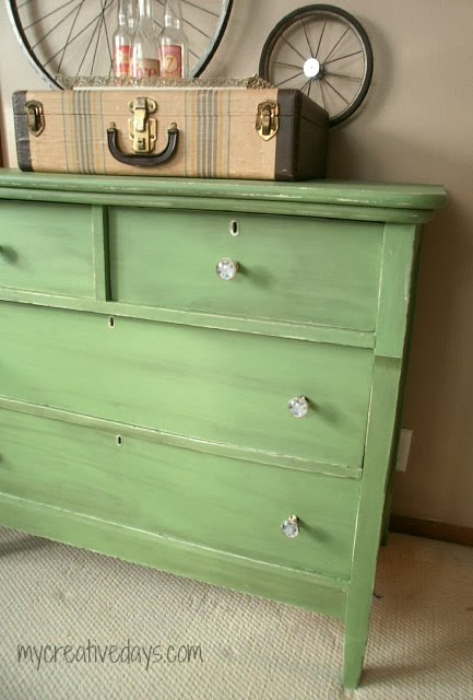 http://www.mycreativedays.com/dresser-makeover-with-country-chic-paint/