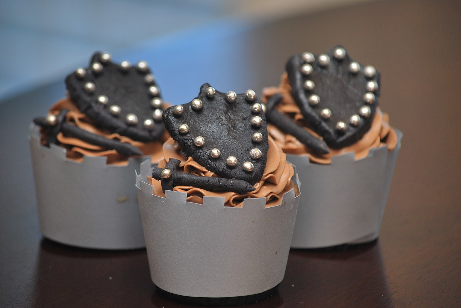 My story in recipes: Chocolate Stout Cupcakes