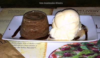Pizza Vignoli: Petit Gateaul
