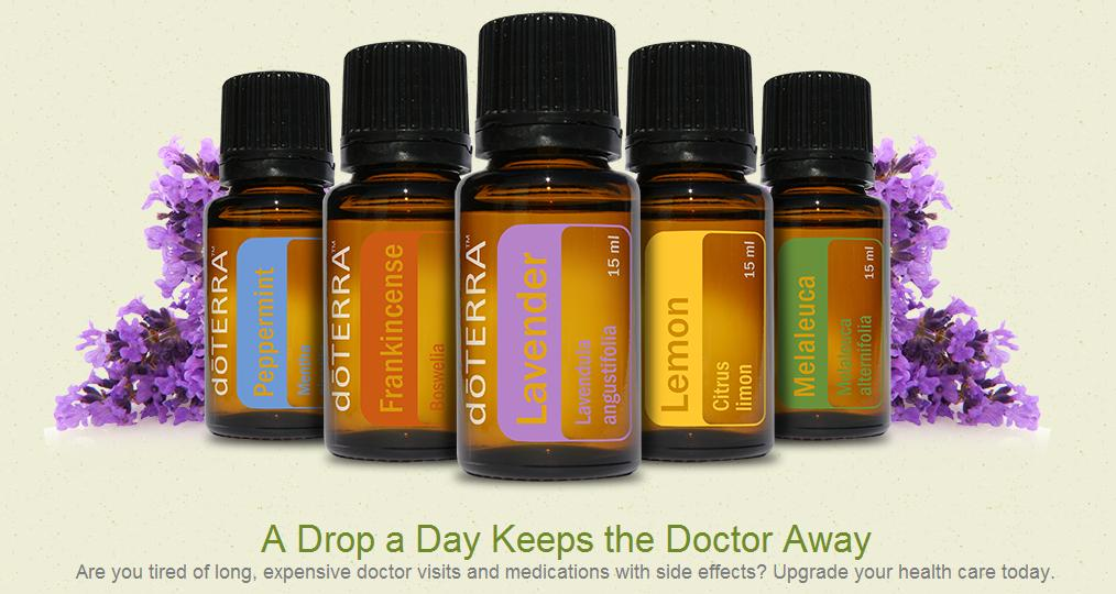 Barbara Christensen With doTerra