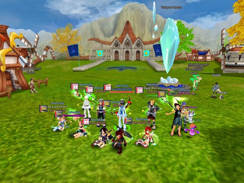 Asda 2 Guild system