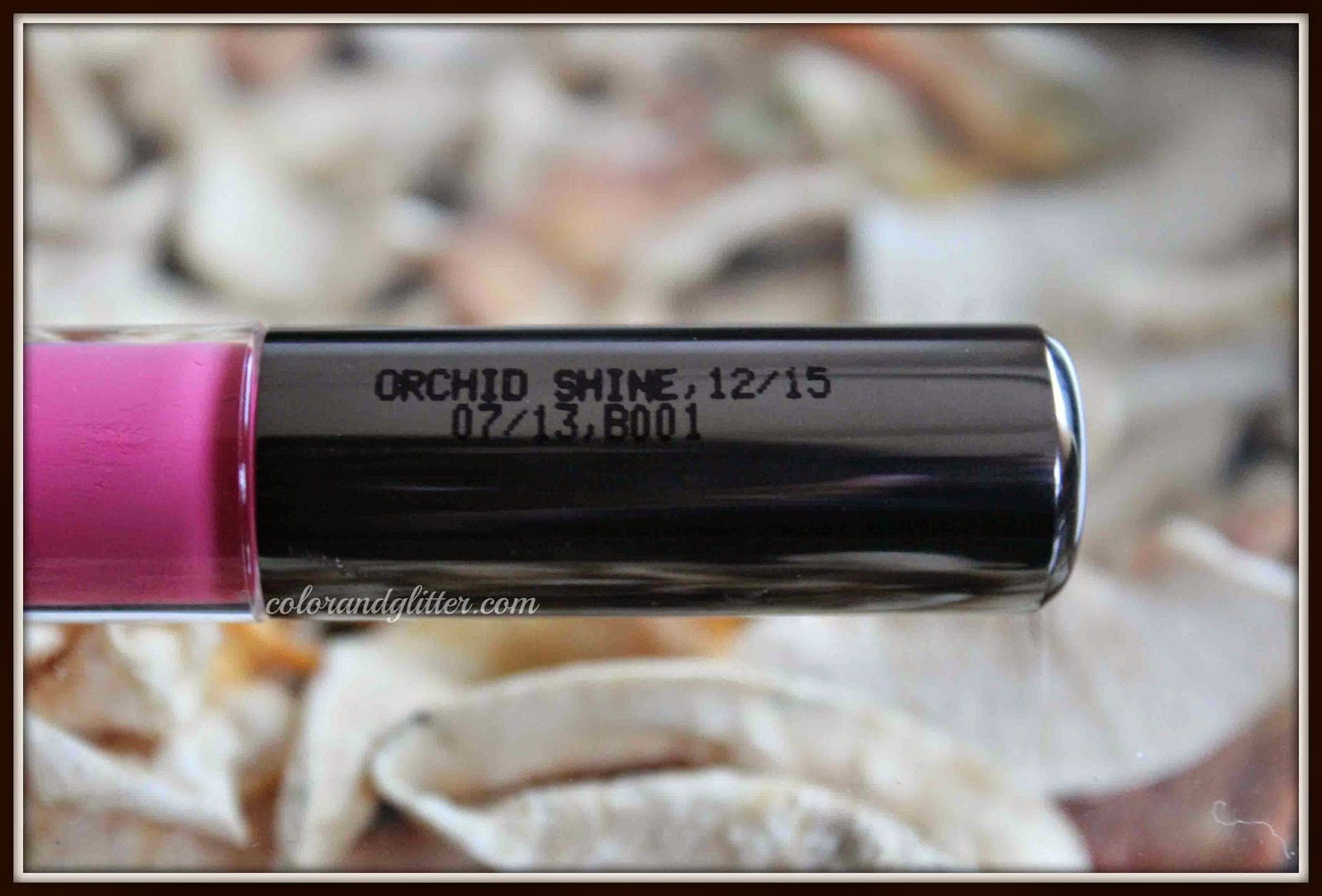 Lakme Absolute Plum & Shine 3D Lip Gloss in Orchid Shine    Review and Swatches