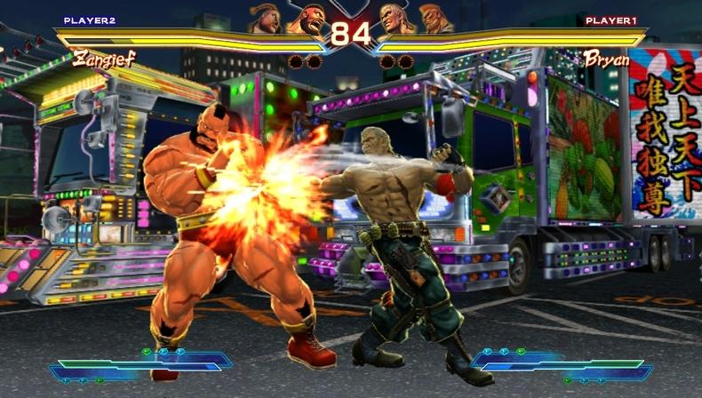 Süper Dövüşçüler Oyunu