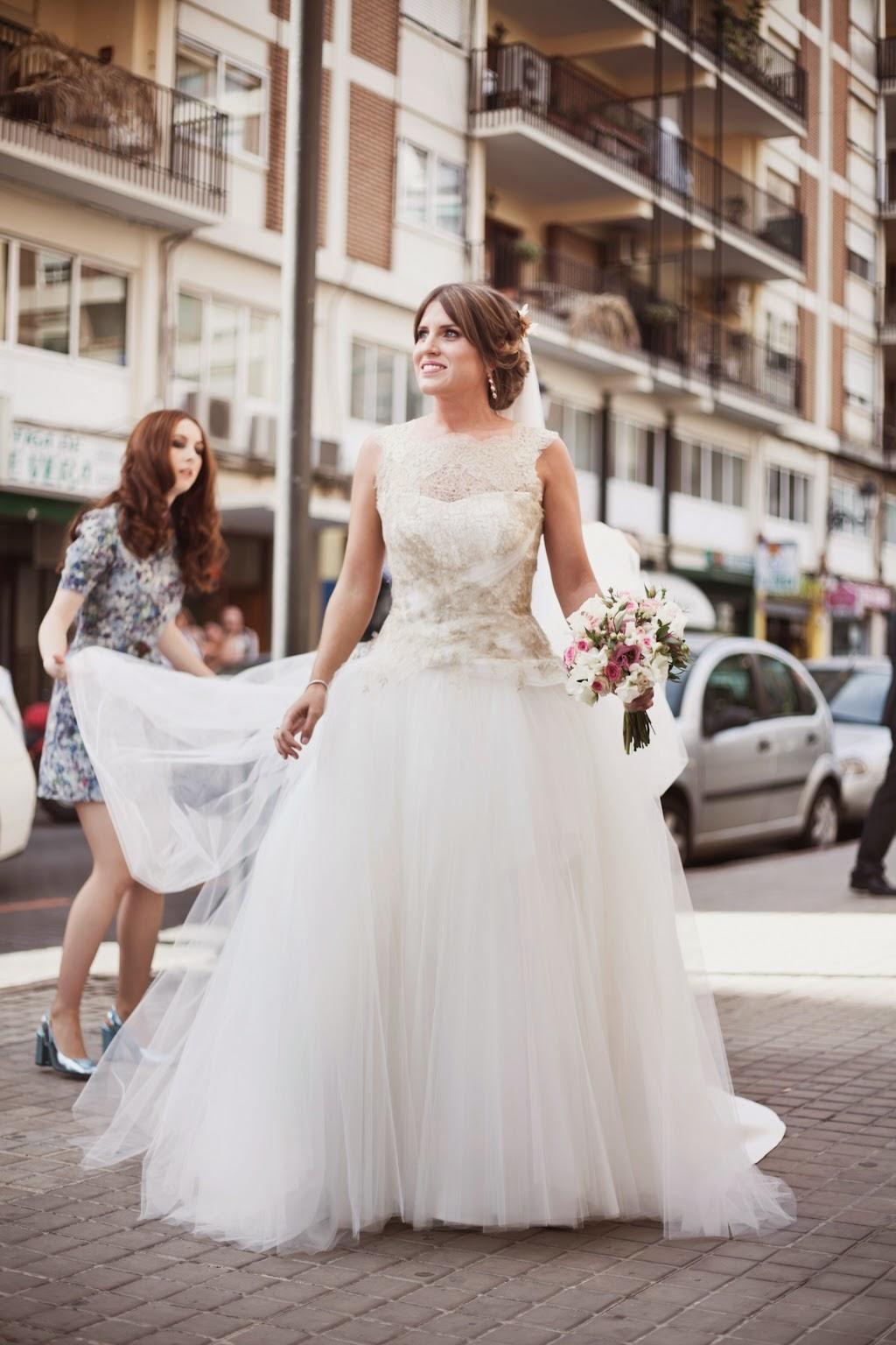 Vestido de novia de San Antonio — Cuadros
