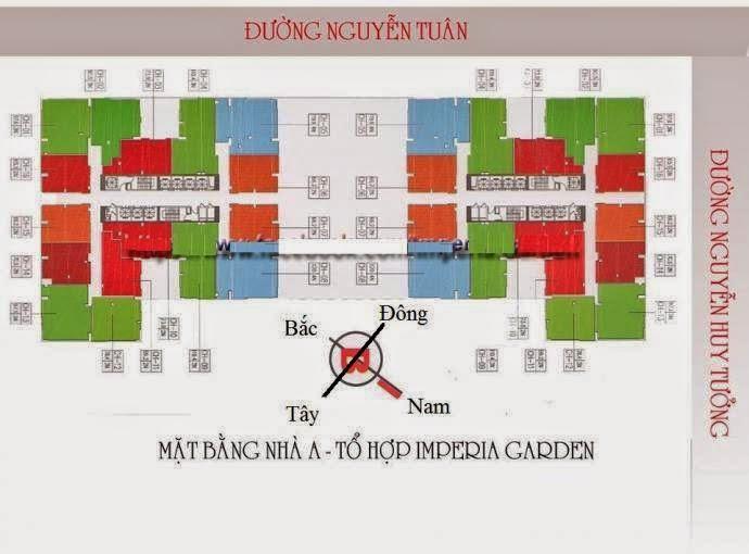 Chung Cư Imperia Garden