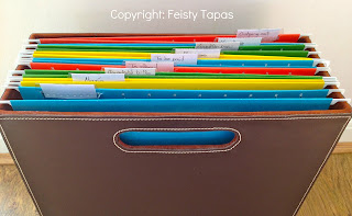 DIY mail and paperwork organiser . Create your own mail station, be thrifty