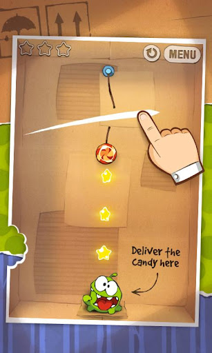 Cut the Rope: The experiments apk