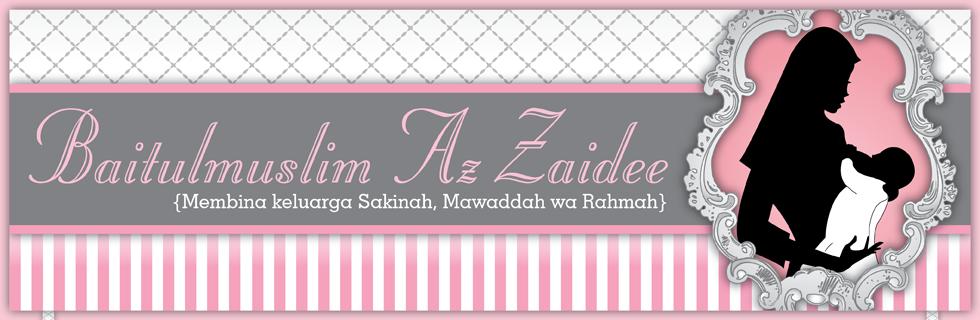 Baitulmuslim Az-Zaidee : Rangkaian Produk