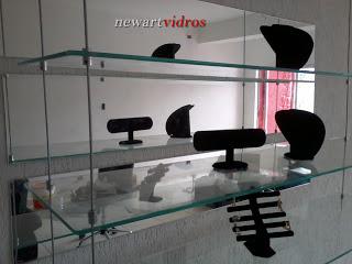 foto de vidraçaria itaim bibi sp vidros espelhos em geral