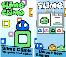 Android Game of the Month - Slime Climb