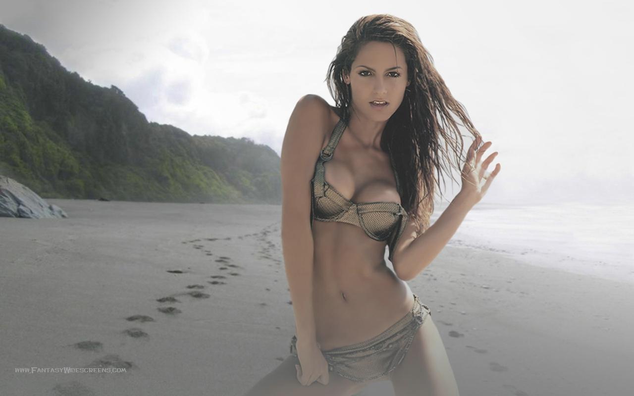 Compilation high definition bikini wallpapers
