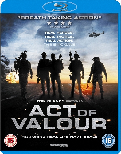 Act of Valor 2012 Hindi Dubbed Dual Audio BRRip 720p