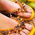 อาชีพเสริมรายได้ดี รับตกแต่งรองเท้าแตะด้วยลูกปัด ทำงานที่บ้านตามสไตล์เก๋ๆ