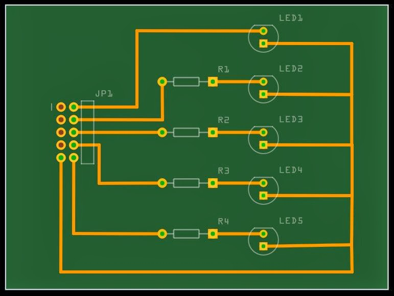 Arduino how to s led array circuit