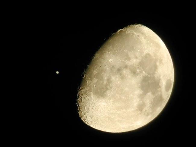 Dua Gerhana Bintang akan Terjadi Minggu (24/5) Malam