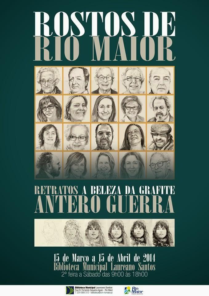 Rostos de Rio Maior
