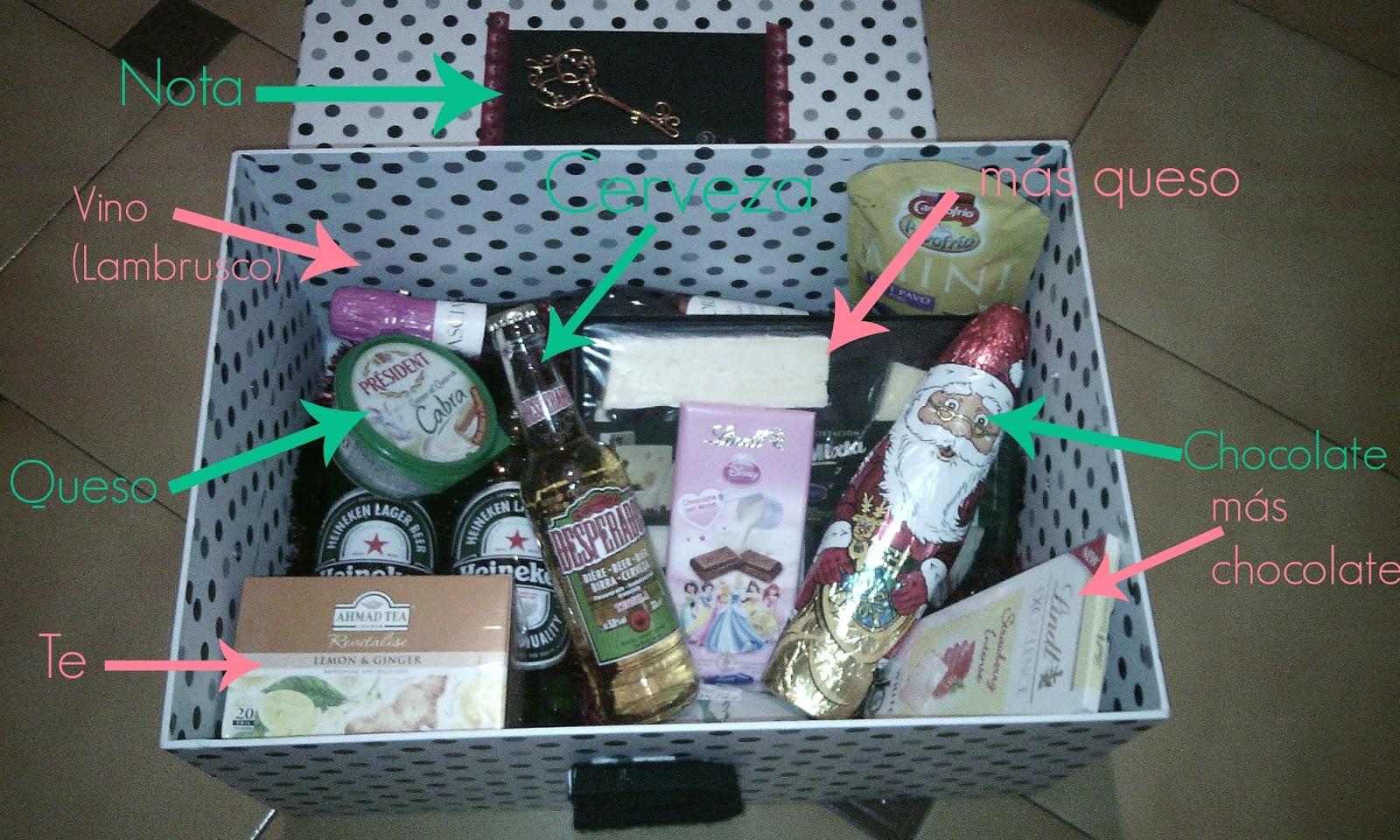 Especial nochebuena regalo de ultima hora manualidades - Que regalar a tu hermana ...