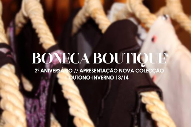 Boneca Boutique // 2nd Anniversary + Fall Winter Collection