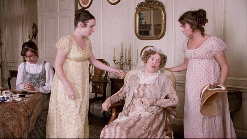 Pride and Prejudice 1995: The Little Things