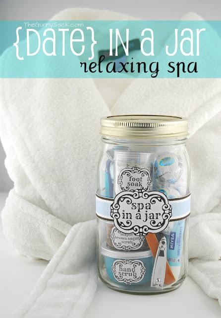 Spa In A Jar Date