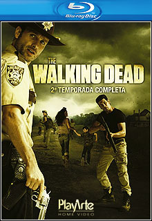 The+Walking+Dead Série The Walking Dead 2 Temporada Completa BluRay 720p Dual Áudio   2ª Torrent
