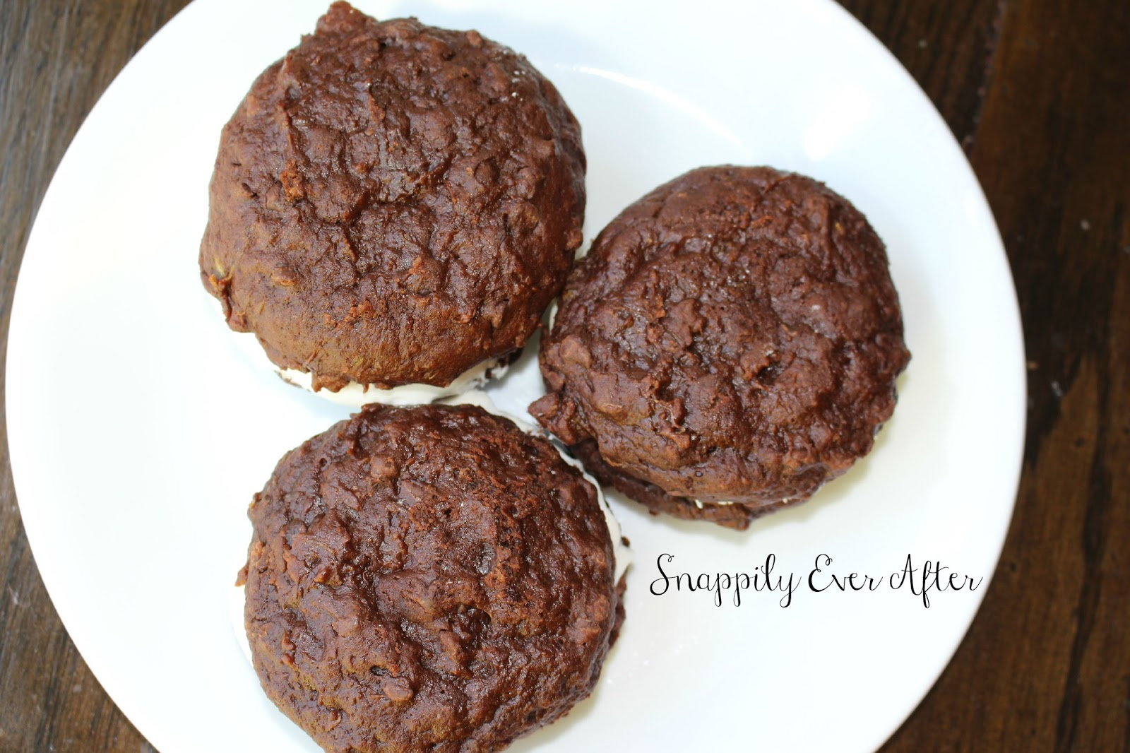 Snappily Ever After: Double Chocolate Fudge Zucchini ...