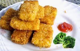Resep Nugget Ayam Kalkun