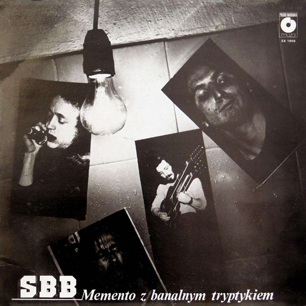 SBB - Memento Z Banalnym Tryptykiem