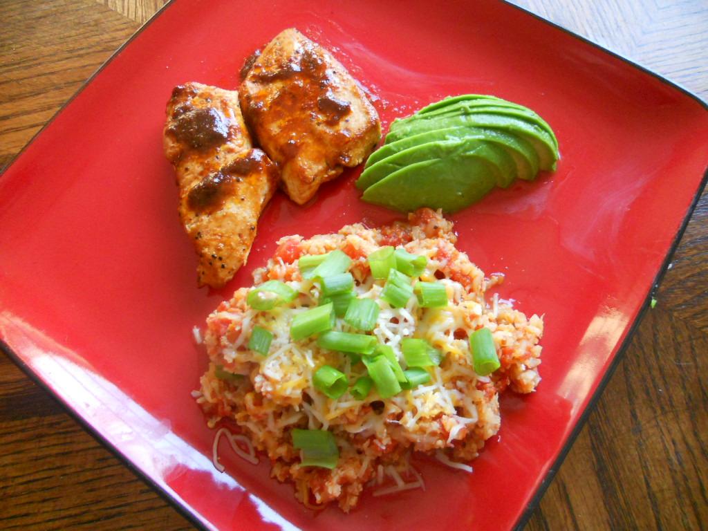 ... Primal Recipes: Fiesta Lime Chicken with Spanish Cauliflower Rice