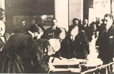 Σαν σήμερα η Συνθήκη των Σεβρών. Ένας θρίαμβος που κατέληξε σε τραγωδία