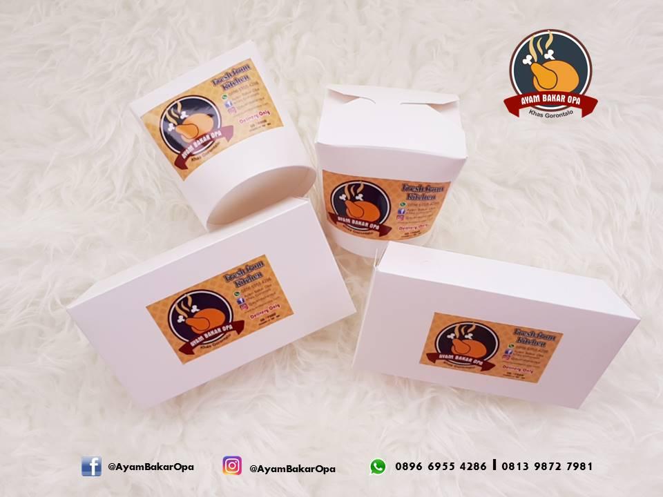 Ayam Bakar Khas Gorontalo, Ayam Bakar Spesial