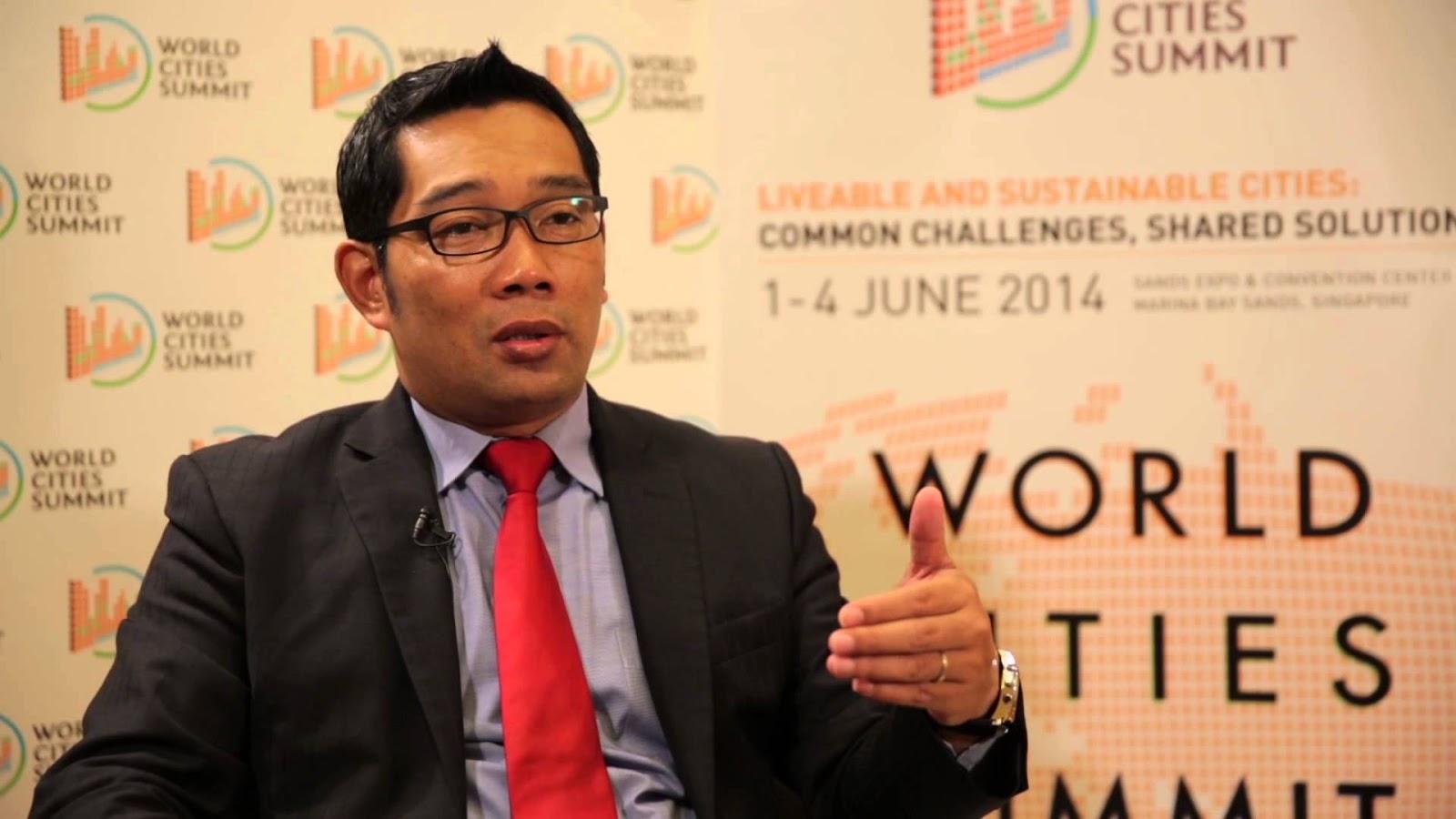 Ridwan Kamil Nilai Hukuman untuk Persib Tidak Adil
