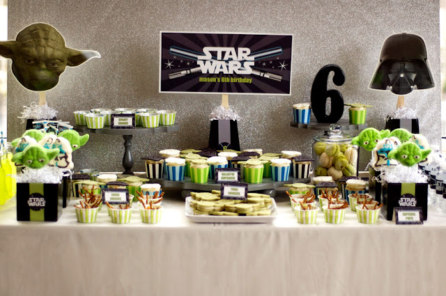May The Fourth Be With You Star Wars set Modern Moments