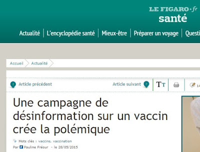 La pétition du professeur Joyeux contre la vaccination forcée fait grincer des dents les médias et la ministre de la santé Capture