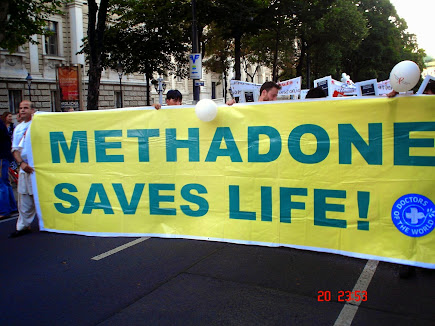 Methadone Saves Lives!