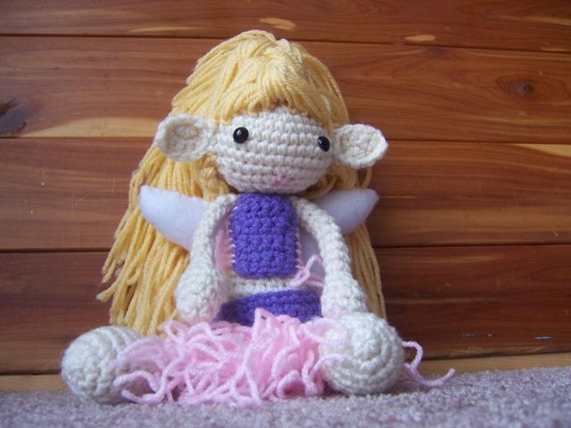 Amigurumi Doll Free Pattern : Amigurumi hiar tutorial ❥ u hilariafina