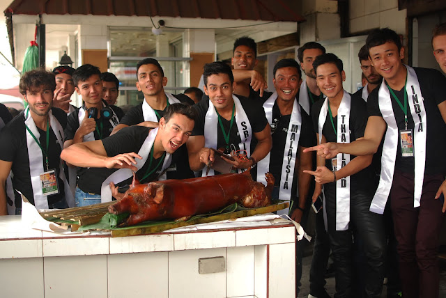 Lydia's Lechon - Mister International 2015