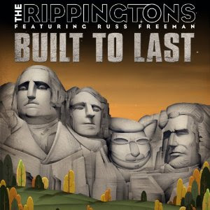 Rippingtons Built to Last Release Date Album CD