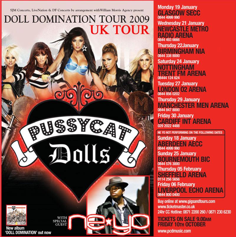 Pussycat Dolls Doll Domination Tour 27