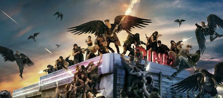 Dominion - Season 2 - Promotional Poster