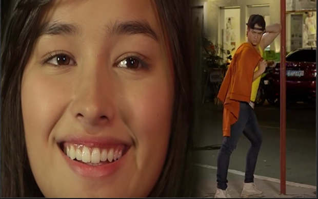 Liza Soberano and Enrique Gil in Dolce AMore
