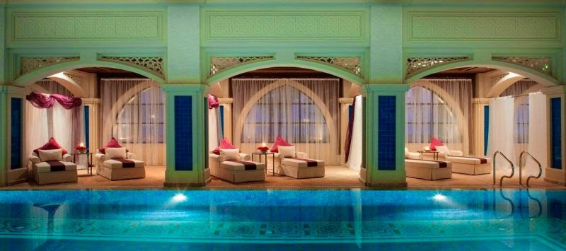 Talise Spa at Burj Al Arab (United Arab Emirates) - Best Luxury Hotel Spa
