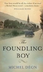 French Village Diaries Gallic Books The Foundling Boy Michél Déon book review bookworm Wednesday